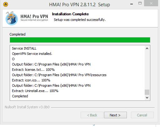 HMA step 2