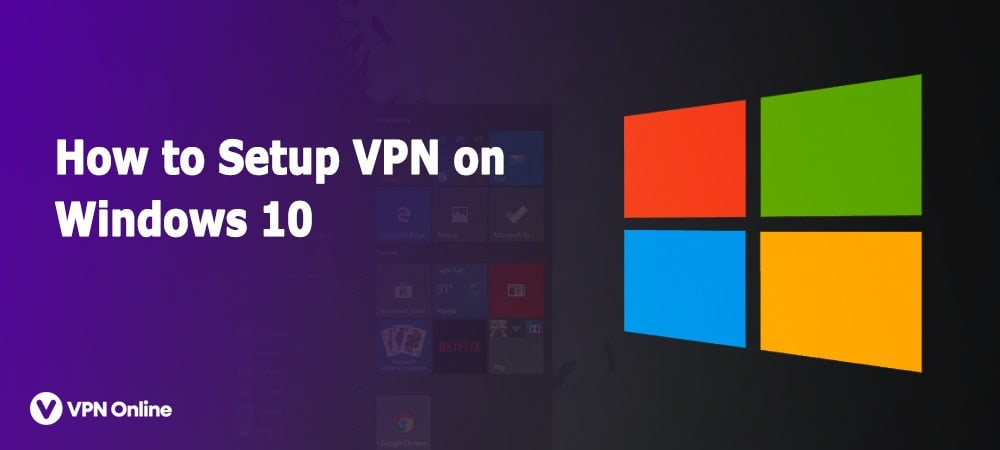 Setup VPN on Windows 10
