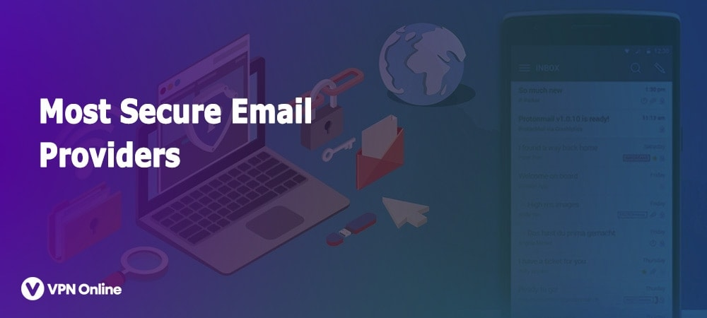 Most Secure Email Providers