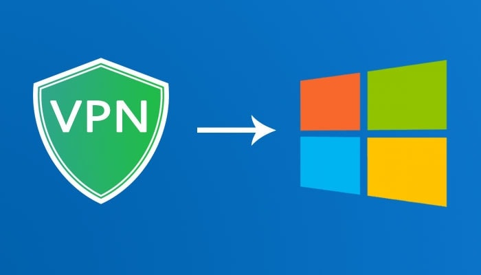 VPN to windows