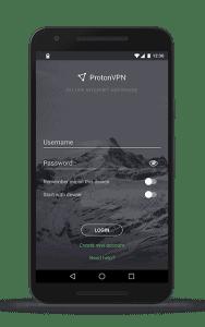 ProtonVPN Mobile
