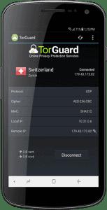 Torguard mobile