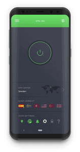 Private Internet Access Mobile