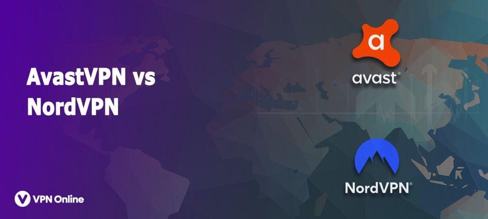 Avast vs nordvpn